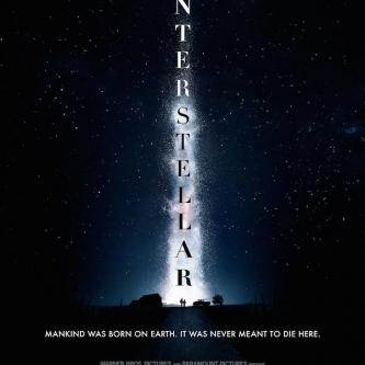 Une nouvelle affiche pour Interstellar