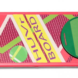Le faux vrai hoverboard de Retour vers le Futur II