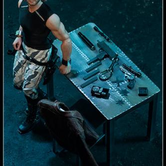 Hot Toys annonce une figurine Snake Plissken