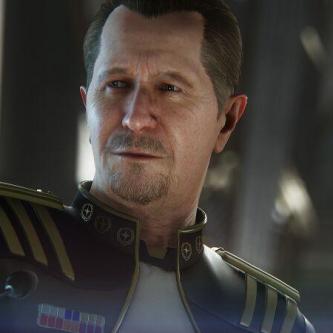 Star Citizen : le personnage de Mark Hamill se dévoile en vidéo