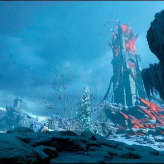 Des images glacées pour Dragon Age: Inquisition