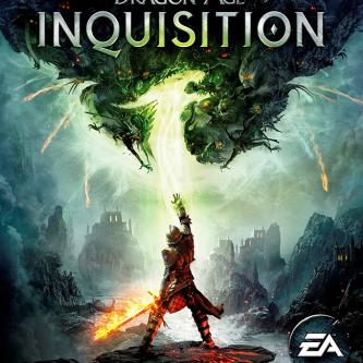 EA dévoile la jaquette de Dragon Age Inquisition