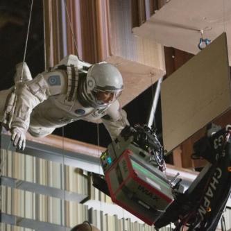 Faites une petite visite dans les décors de la fin d'Interstellar