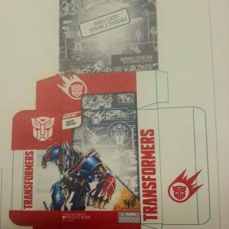 Les premiers visuels des Dinobots de Transformers 4