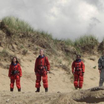 Le retour de la combinaison orange dans Doctor Who