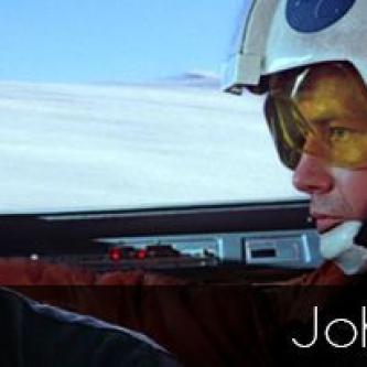 John Morton est le premier invité de Générations Star Wars à Cusset