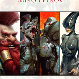 Découvrez l'art saisissant de Miro Petrov