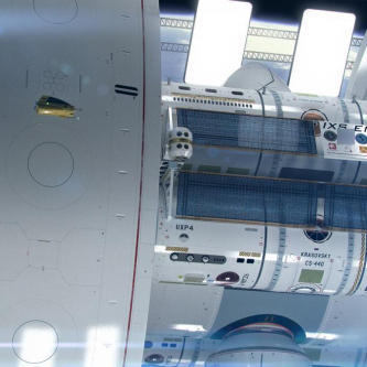 La NASA travaille sur un vaisseau à vitesse supraluminique