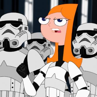 Phineas et Ferb s'invitent dans l'univers Star Wars