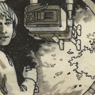 Un ouvrage sur les storyboards de la première trilogie Star Wars