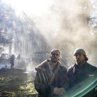 Un première photo de tournage pour King Arthur de Guy Ritchie