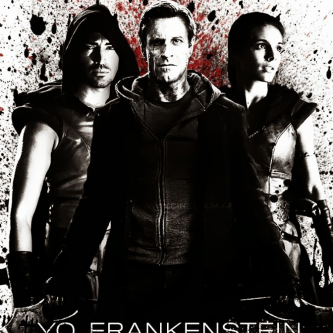 Une affiche et un spot TV pour I, Frankenstein