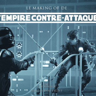 Un ouvrage making-of pour L'Empire Contre-Attaque