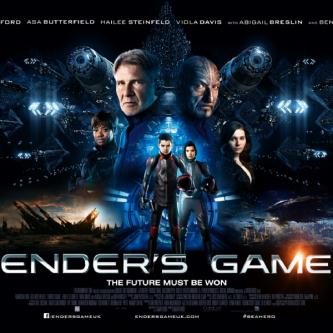 Une nouvelle affiche pour Ender's Game