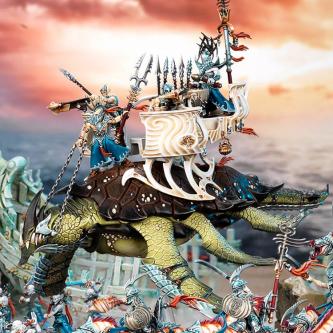 Sœurs de Bataille, robots géants et Elfes sous-marins : Games Workshop fait le plein de nouveautés
