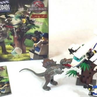 Jurassic Park pourrait s'offrir des sets LEGO pour ses 25 ans