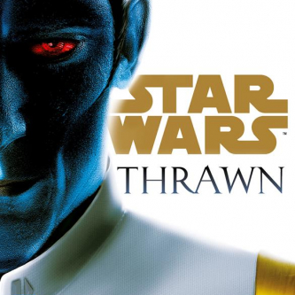 Pocket dévoile une couverture et une date de sortie pour le roman Thrawn