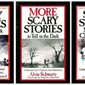 Guillermo del Toro prépare une adaptation de Scary Stories to Tell in the Dark