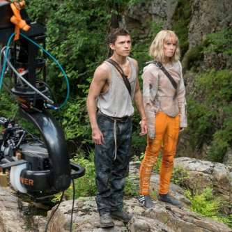 Daisy Ridley et Tom Holland partent à l'aventure dans une première image de Chaos Walking
