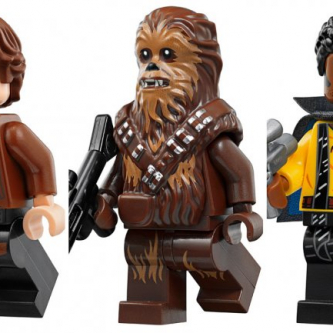 Star Wars : LEGO dévoile le Faucon Millenium du Kessel Run