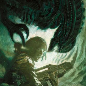 NYCC 2015 : Dark Horse lance Alien: Defiance par Brian Wood
