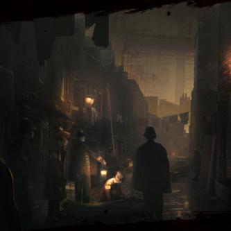 Plus d'informations et d'images pour Vampyr, le nouveau jeu de Dontnod