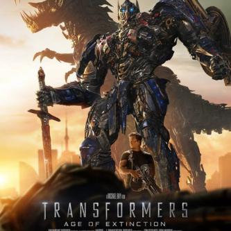 Un trailer et deux posters badass pour Transformers : lÂge de l'Extinction