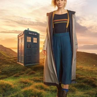 Doctor Who : la BBC dévoile le look du Docteur de Jodie Wittaker