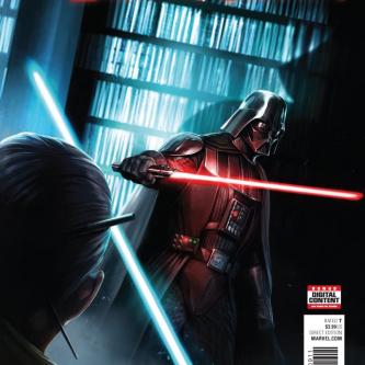 Dark Vador affronte Jocasta Nu dans une preview de Darth Vader #7