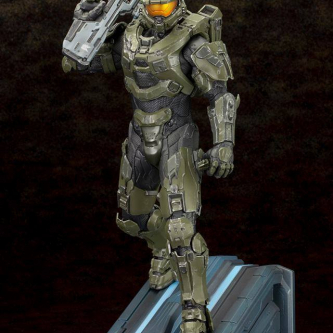 Une figurine Halo : Master Chief chez Kotobukiya