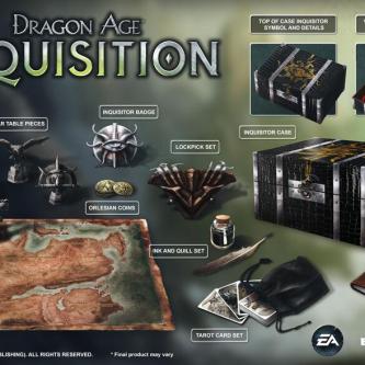 L'improbable édition collector de Dragon Age : Inquisition