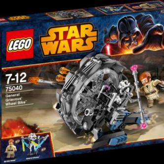 Des visuels pour les Lego Star Wars 2014