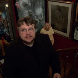 Guillermo del Toro fait visiter sa maison