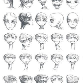 L'E.T. de Steven Spielberg aurait pu être bien différent