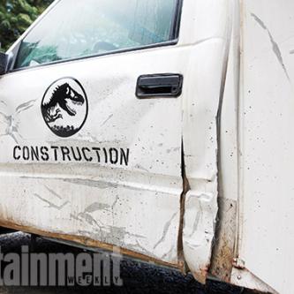 Trois premières images du tournage de Jurassic World