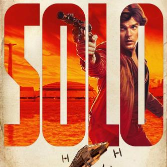 Lando vole la vedette à Han dans des posters de Solo : A Star Wars Story