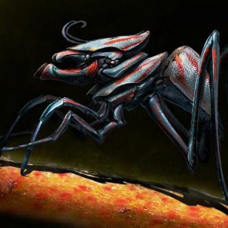 Des concept-arts de créatures pour Star Trek Into Darkness