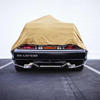Doc Brown s'incruste au CES 2014 en DeLorean