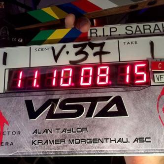 Le tournage de Terminator : Genesis a commencé