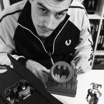 Maxime Corbeil : un français chez Games Workshop