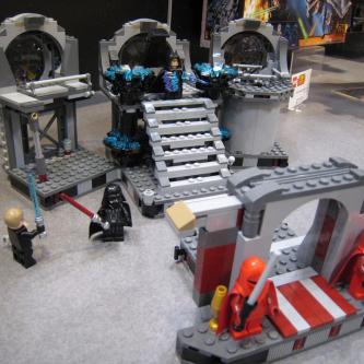 Le plein de nouveaux sets Lego Star Wars