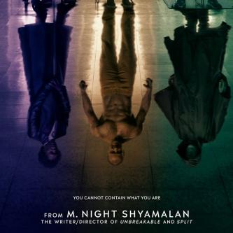 M. Night Shyamalan dévoile le premier poster de Glass