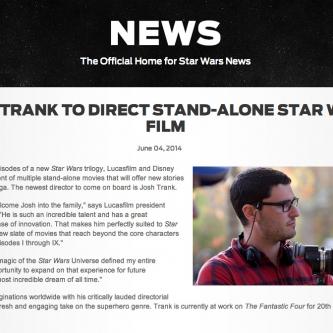 Josh Trank va réaliser un spin-off Star Wars