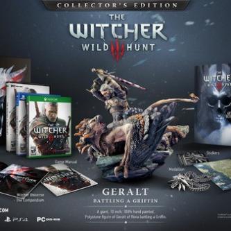 Un incroyable trailer et une édition collector pour The Witcher 3: Wild Hunt