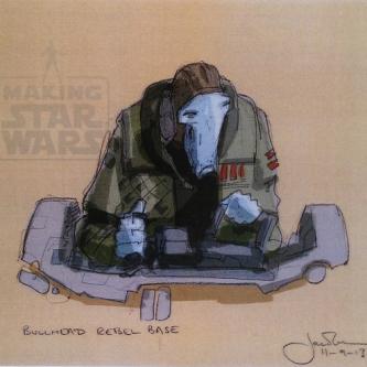 Star Wars The Force Awakens : de nouveaux personnages se retrouvent sur la toile