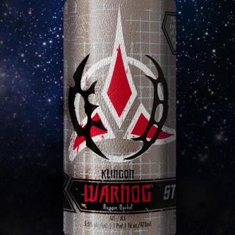 Une bière aux couleurs de Star Trek