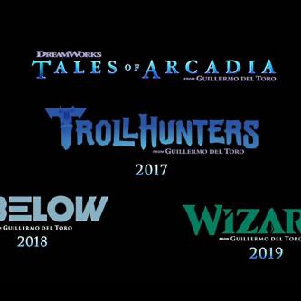 Netflix et Guillermo Del Toro annoncent deux spin-offs pour Trollhunters
