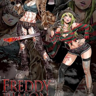 Kotobukiya dévoile ses Bishoujo Freddy vs. Jason