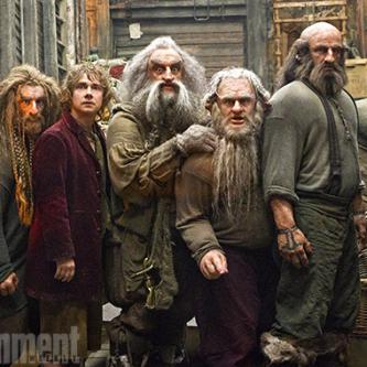 Une couverture et de nouvelles images pour Le Hobbit 2