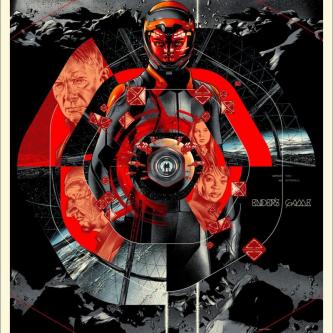 Des posters Mondo pour La Stratégie Ender